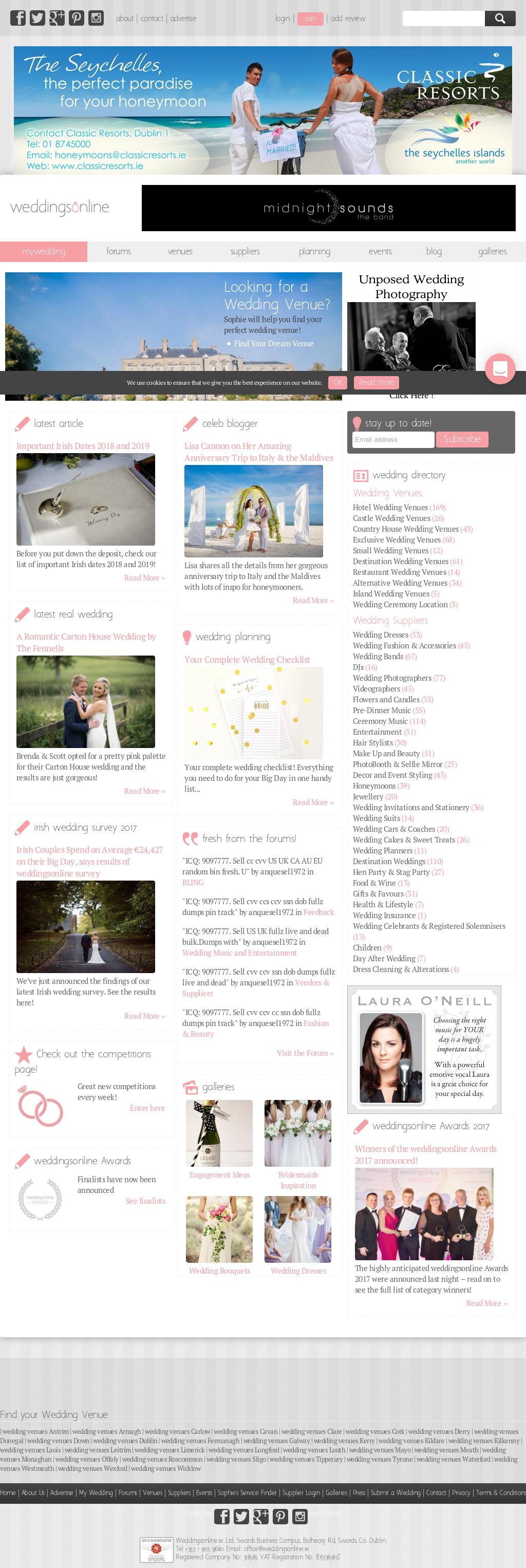 Weddingsonline Competitors, Revenue and Employees - Owler Company