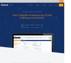 iSolved Competitors, Revenue and Employees - Owler Company