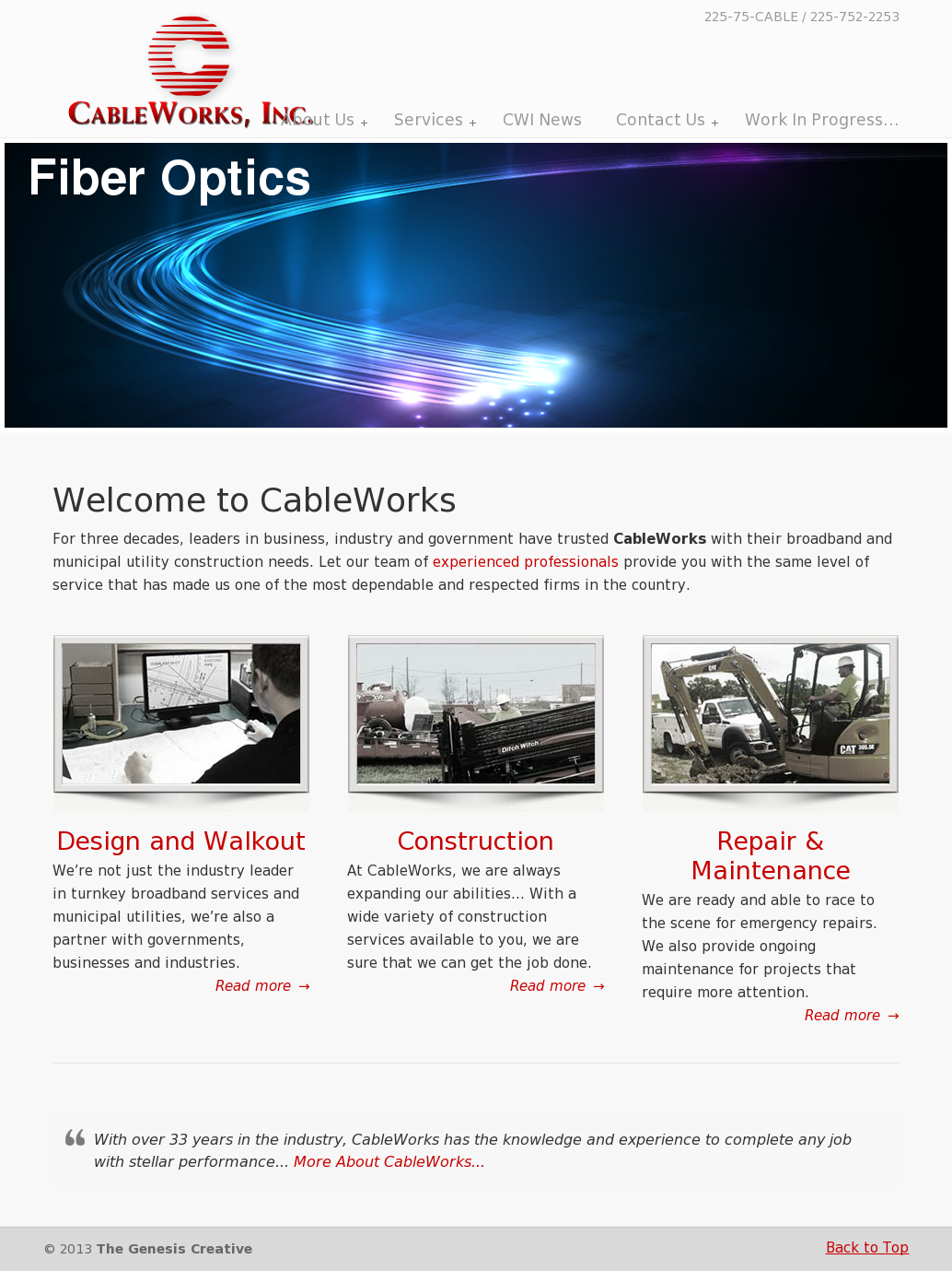 Cable Works Competitors, Revenue and Employees - Owler