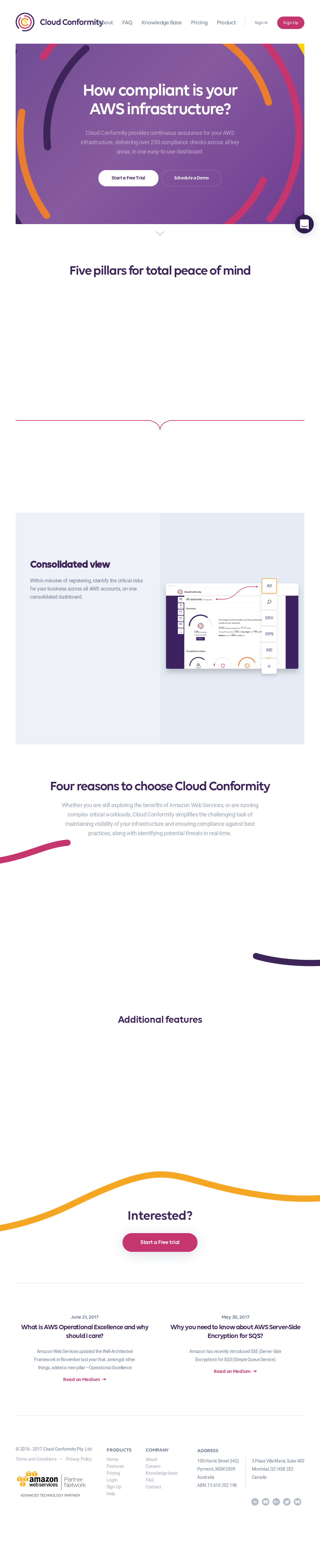 Cloud Conformity Competitors, Revenue and Employees - Owler Company