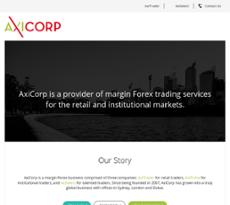 Axicorp forex график курс доллара на форексе сейчас онлайн график