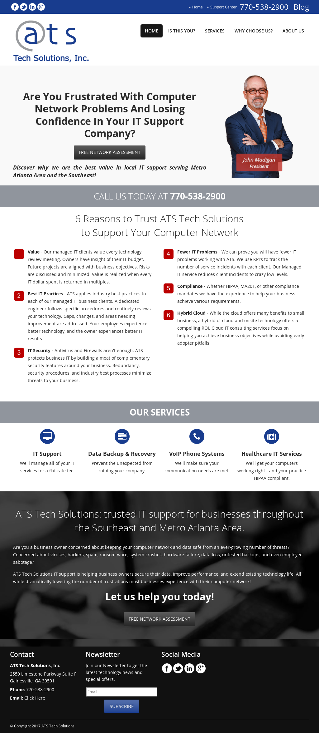 ATS Tech Solutions Competitors, Revenue and Employees
