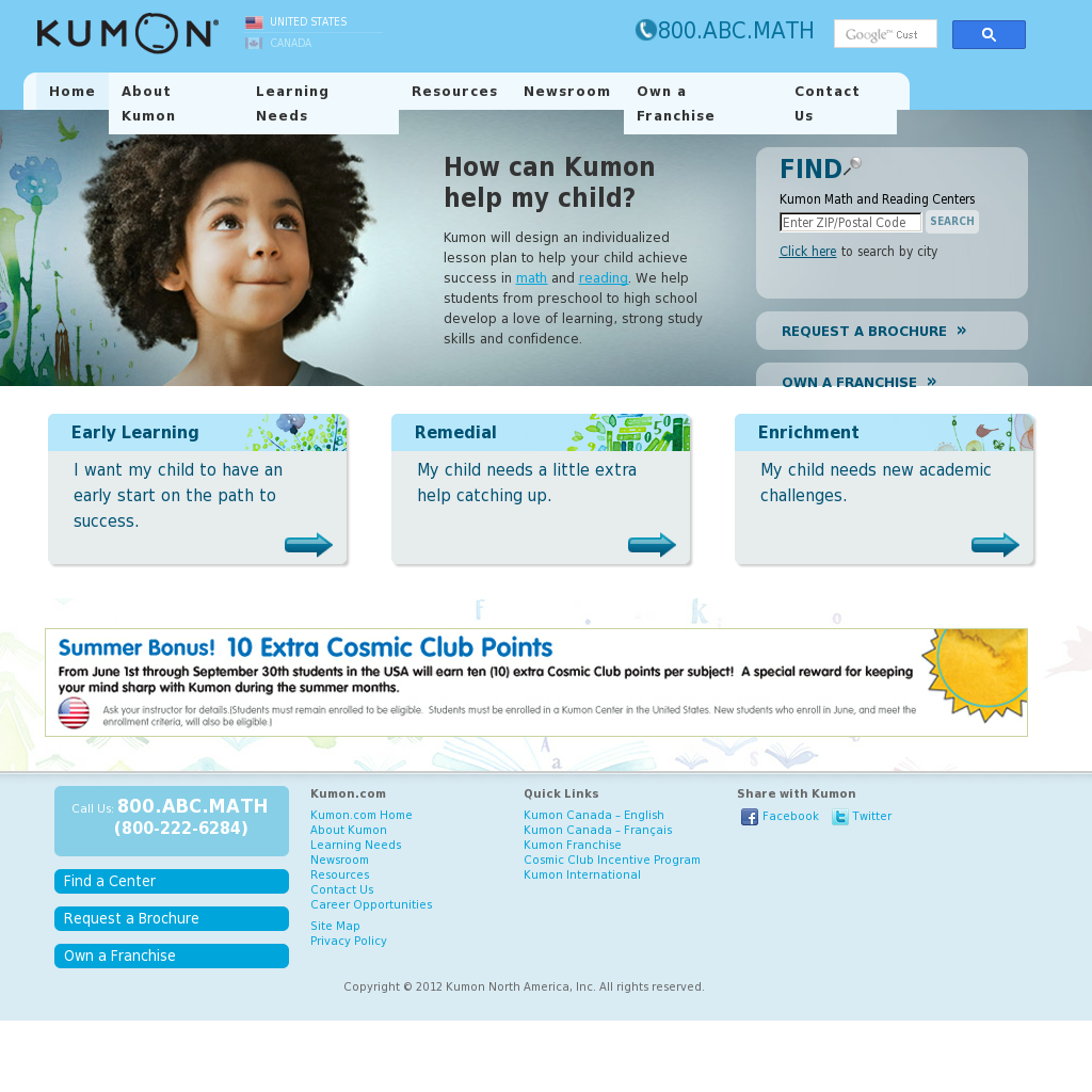 Kumon North America Competitors, Revenue and Employees - Owler ...