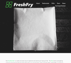 FreshFry Competitors, Revenue and Employees - Owler Company Profile
