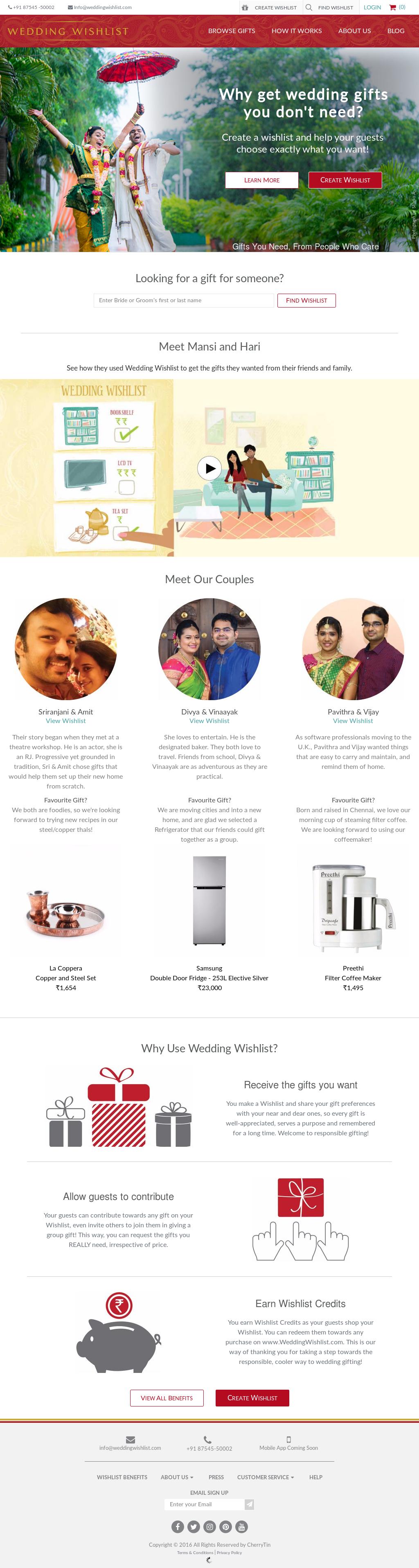 Wedding wishlist company profile revenue employees funding wedding wishlist website history malvernweather Choice Image