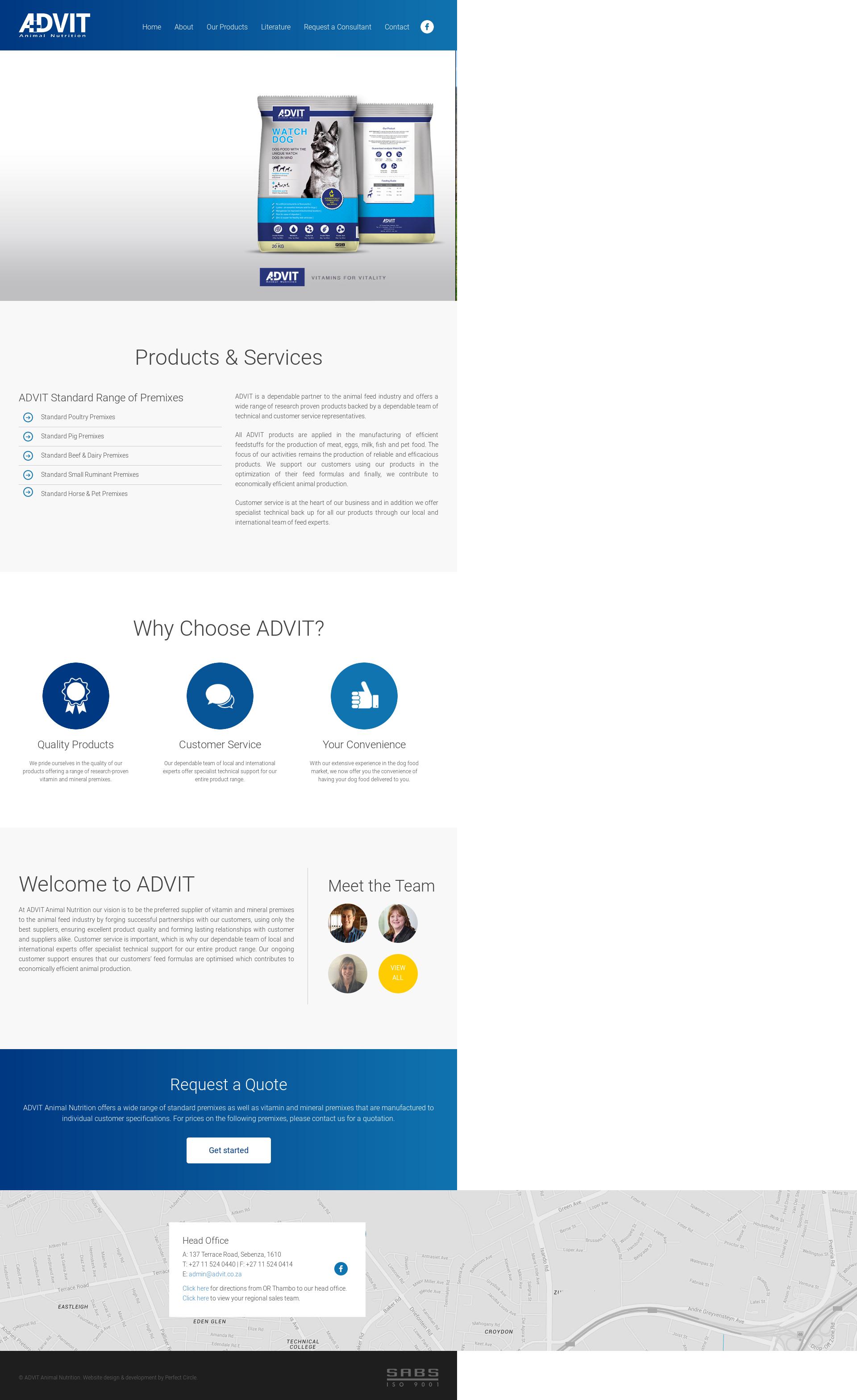 ADVIT Competitors, Revenue and Employees - Owler Company Profile