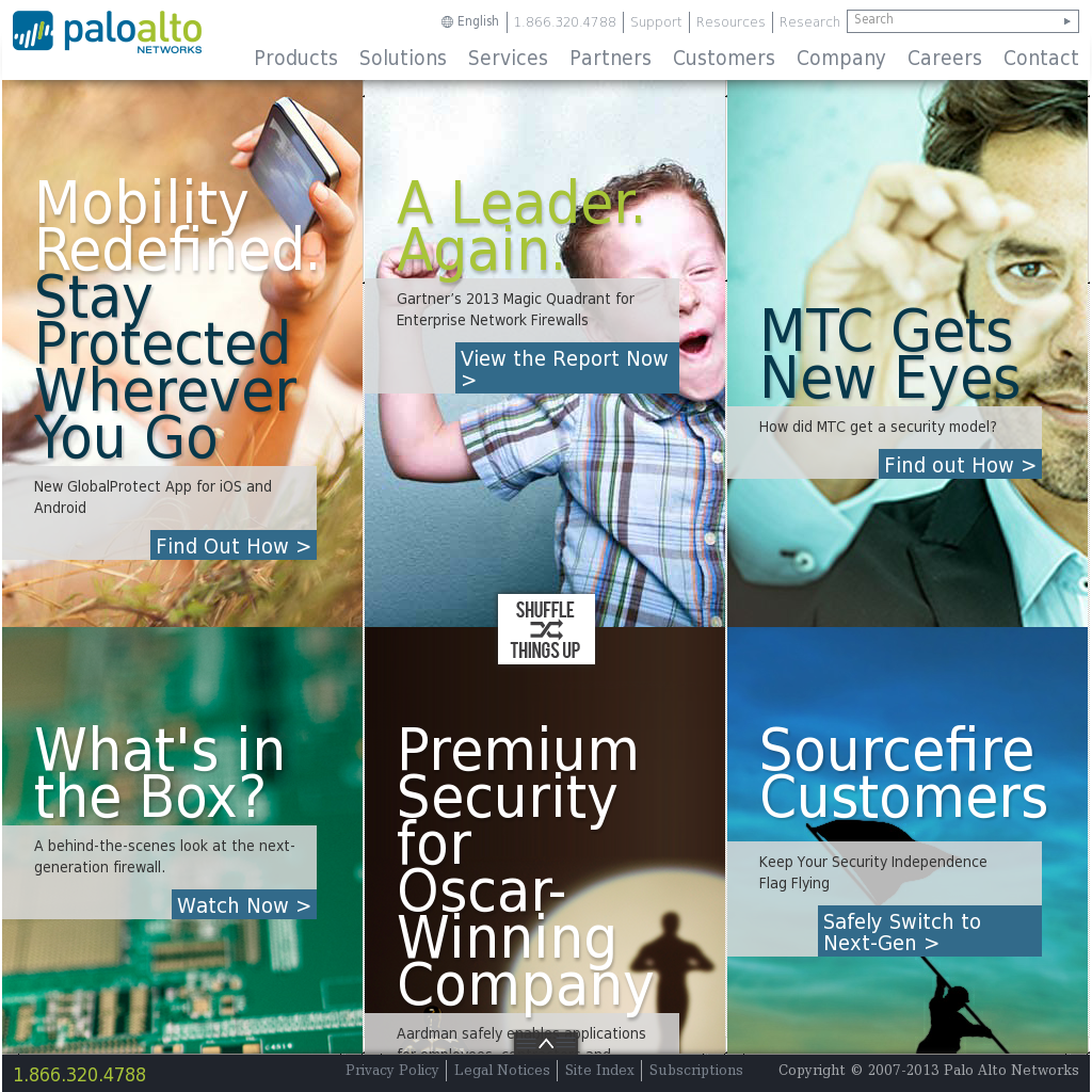 Palo Alto Networks Competitors, Revenue and Employees
