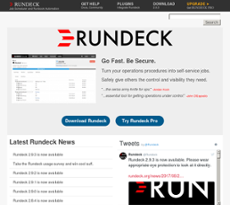 Rundeck Competitors, Revenue and Employees - Owler Company