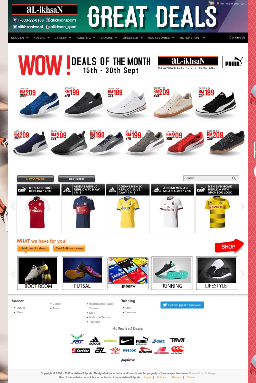Owler Reports AL ikhsaN Sports: Malaysia: Ekuinas acquires