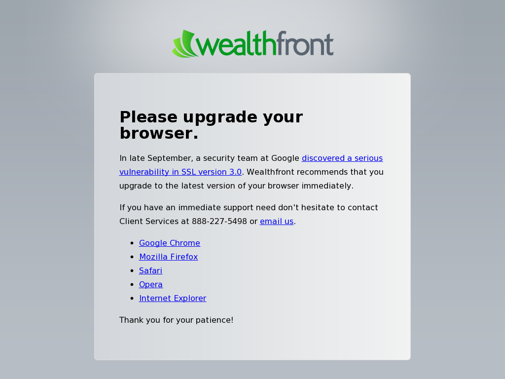 Wealthfront Competitors, Revenue and Employees - Owler Company Profile