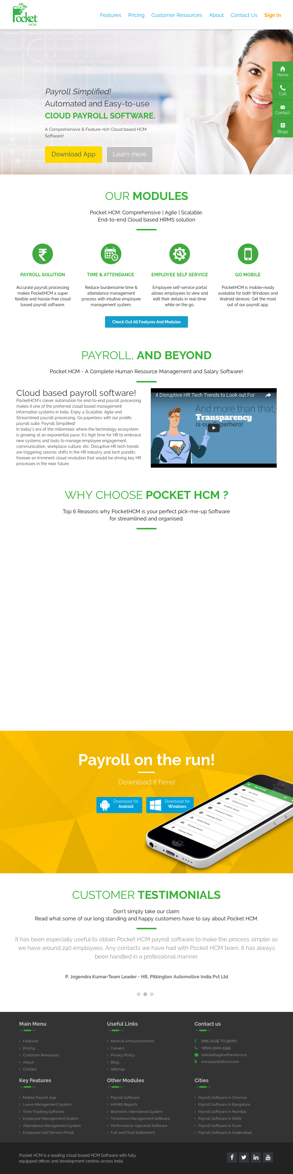Pocket HCM Competitors, Revenue and Employees - Owler