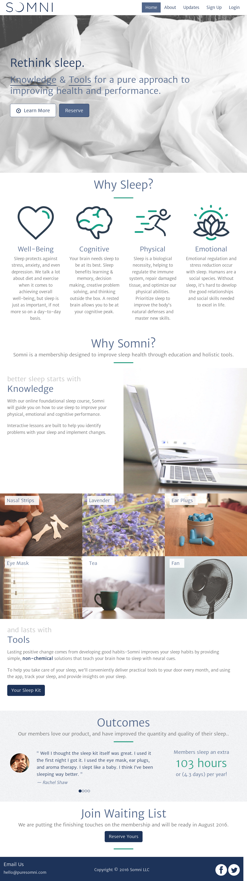 Somni Competitors, Revenue and Employees - Owler Company Profile