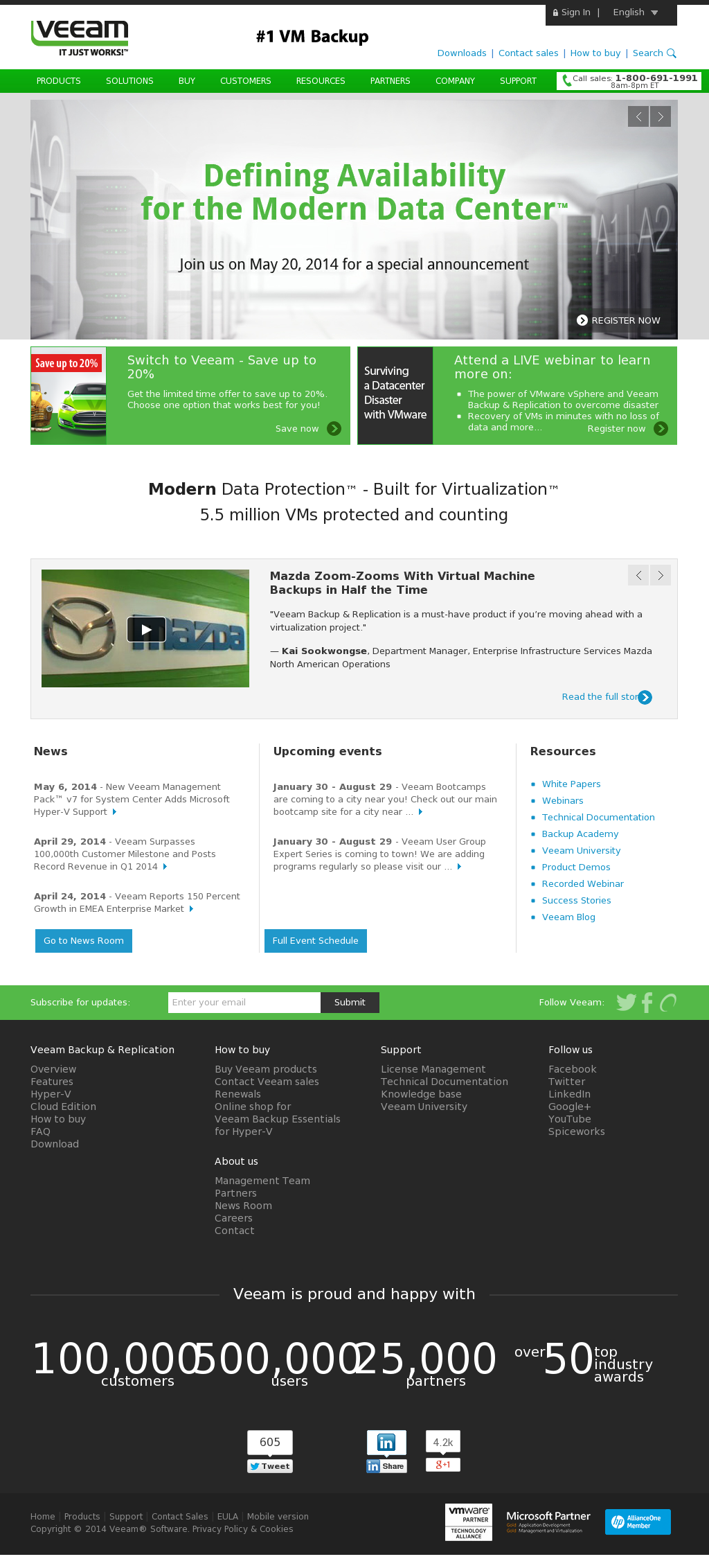 Veeam Competitors, Revenue and Employees - Owler Company Profile