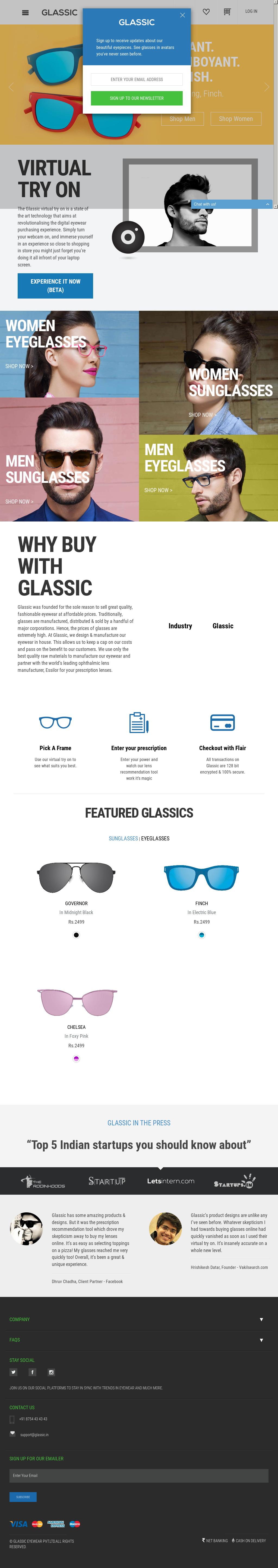d63328aaf802 Glassic Competitors