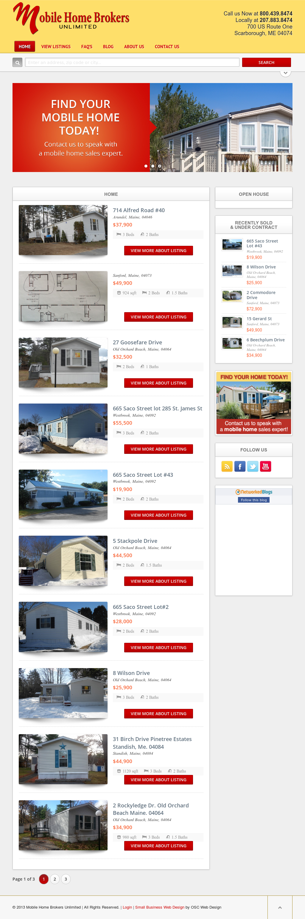Astounding Mobilehomebroker Competitors Revenue And Employees Owler Download Free Architecture Designs Scobabritishbridgeorg