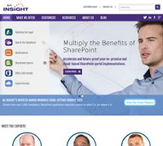 BA Insight website history