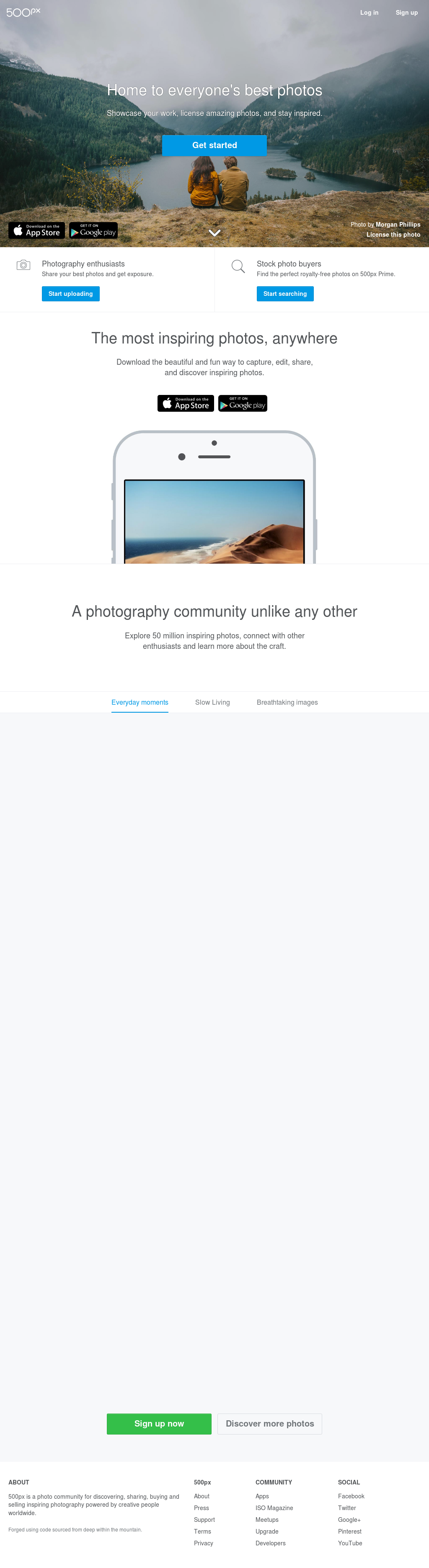 500px Competitors, Revenue and Employees - Owler Company Profile