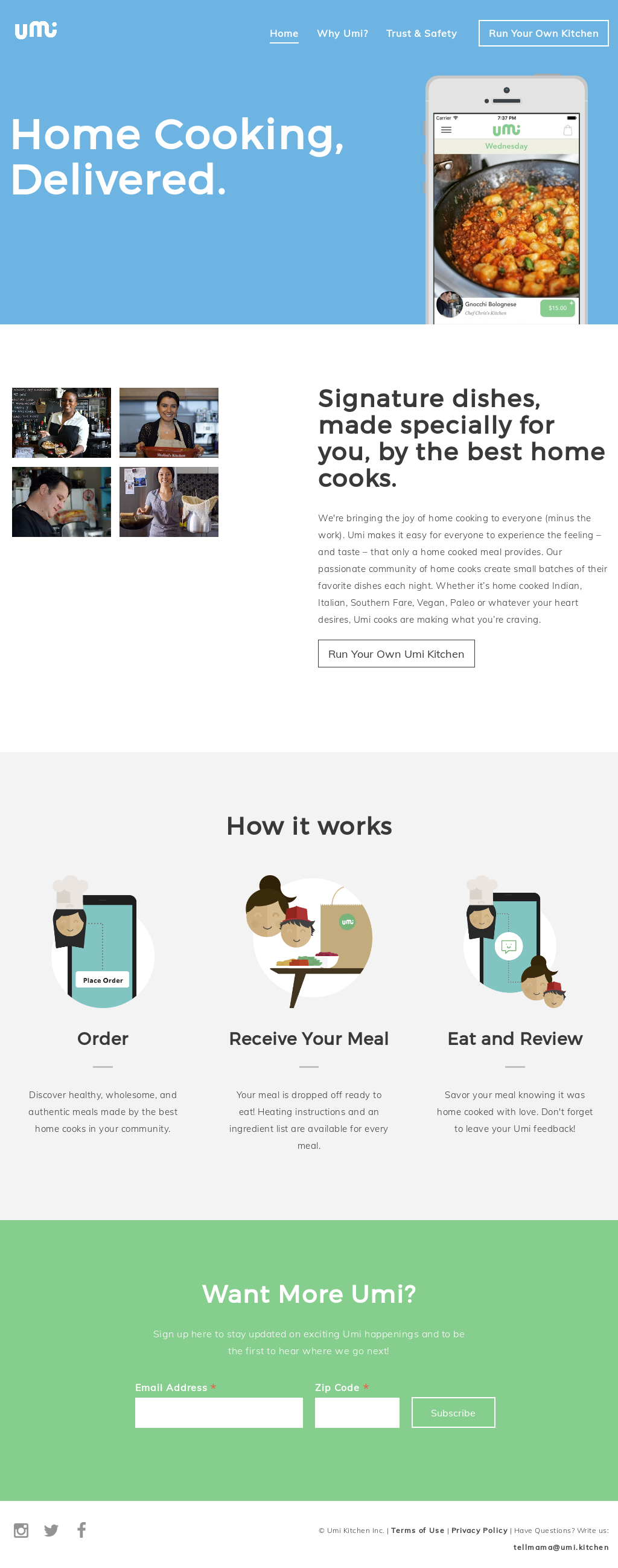 Umi Kitchen Competitors, Revenue and Employees - Owler Company Profile
