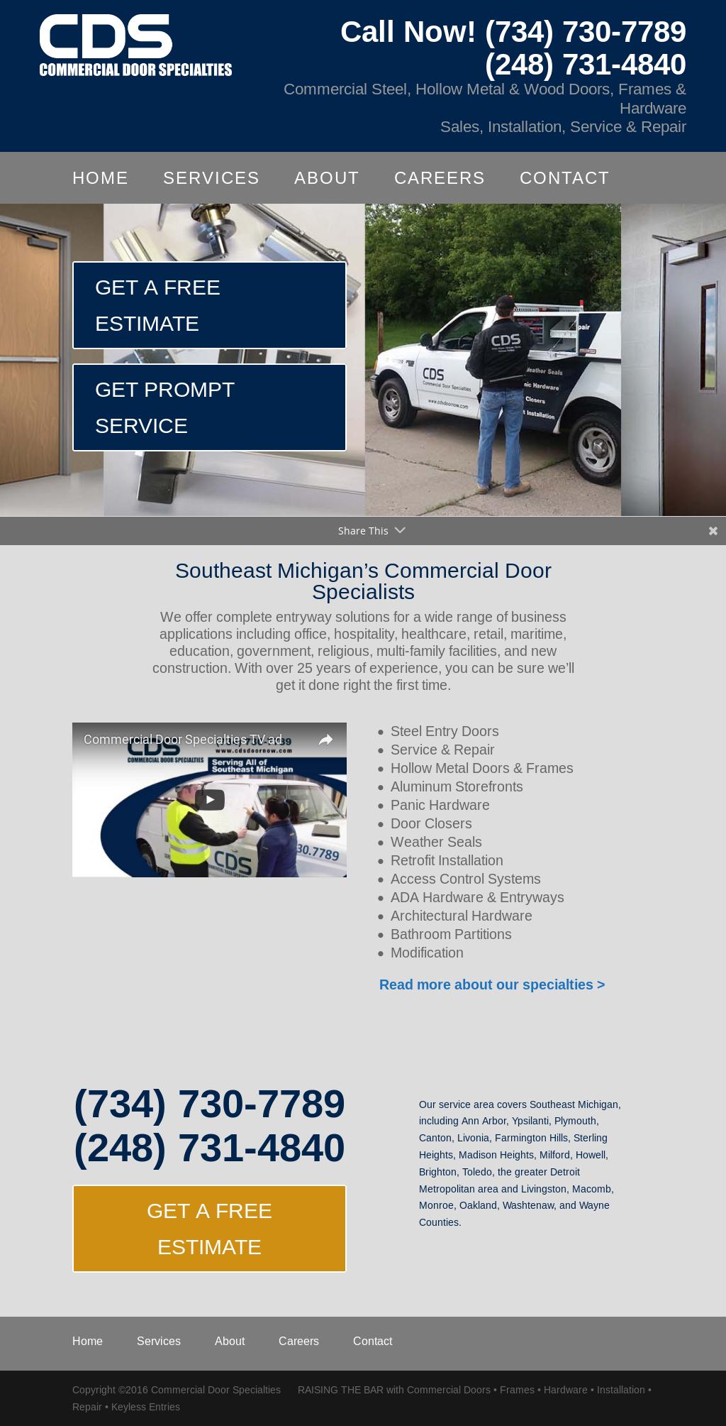 Commercial Door Specialties Competitors, Revenue And Employees   Owler  Company Profile