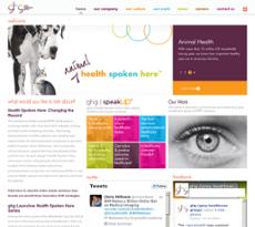 GHG website history