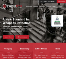 Patriot One Technologies Competitors, Revenue and Employees