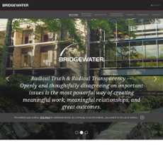 Bridgewater Competitors, Revenue and Employees - Owler Company Profile