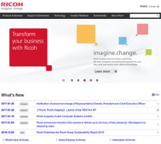 Ricoh Competitors, Revenue and Employees - Owler Company Profile