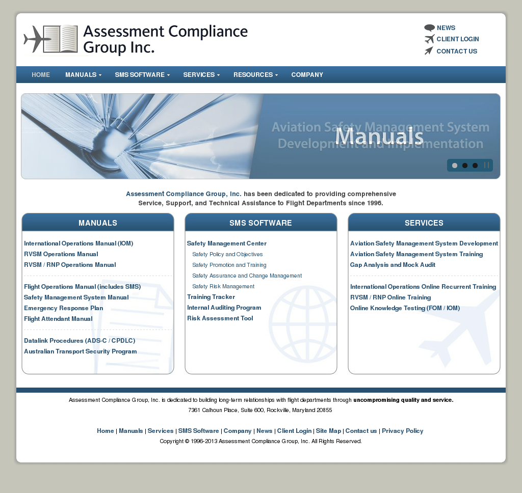 Assessment Compliance Group Competitors, Revenue and
