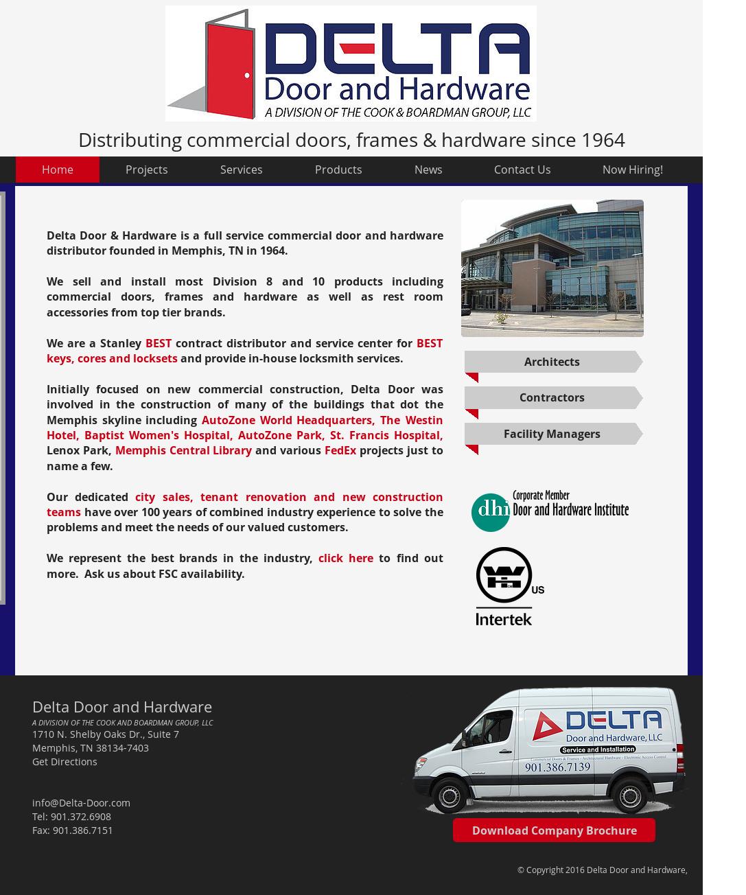 Delta Door Compeors Revenue And Employees Owler