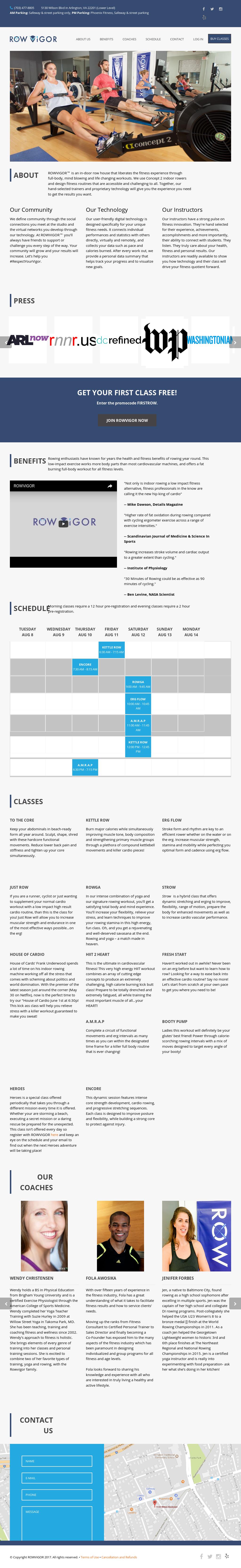 ROW ViGOR Competitors, Revenue and Employees - Owler Company Profile
