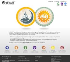dotStaff website history