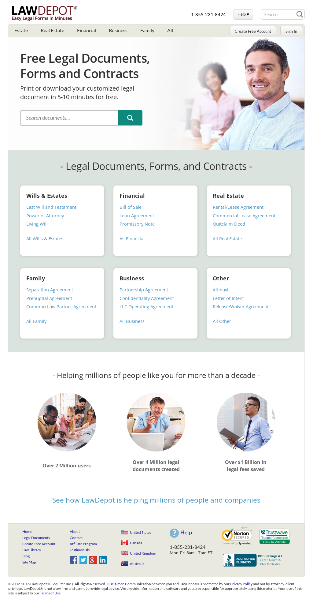 Law Depot Competitors Revenue And Employees Owler Company Profile