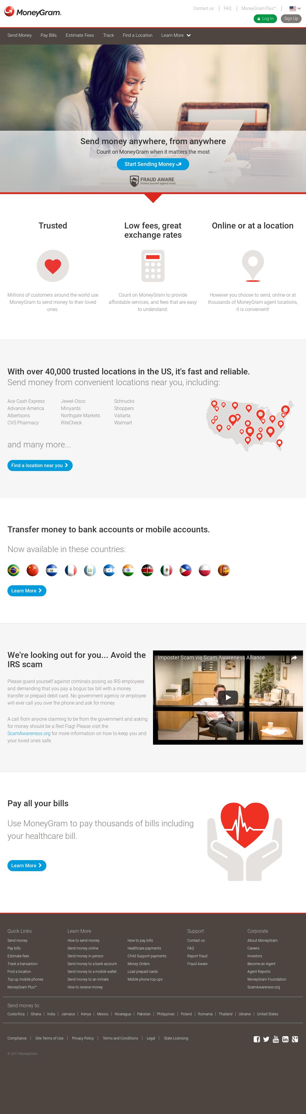 MoneyGram Competitors, Revenue and Employees - Owler Company