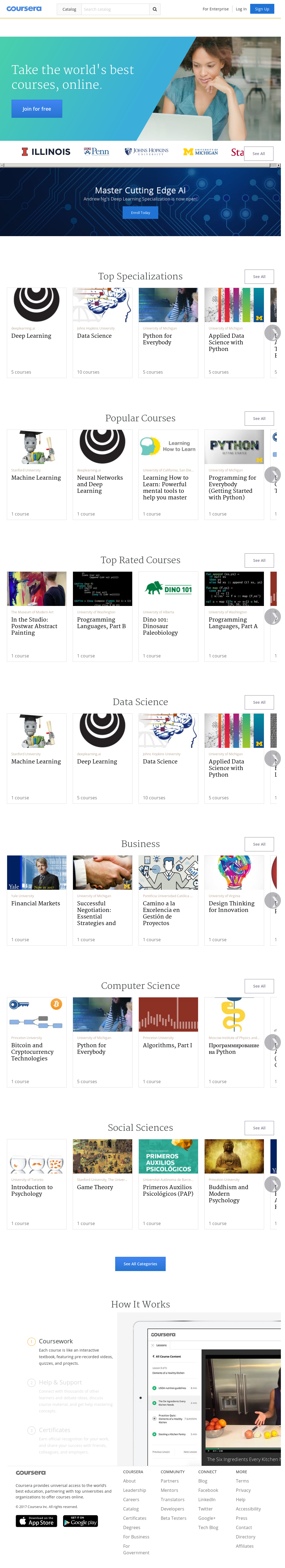 Coursera Competitors, Revenue and Employees - Owler Company Profile
