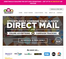 DirectMail2.0 website history