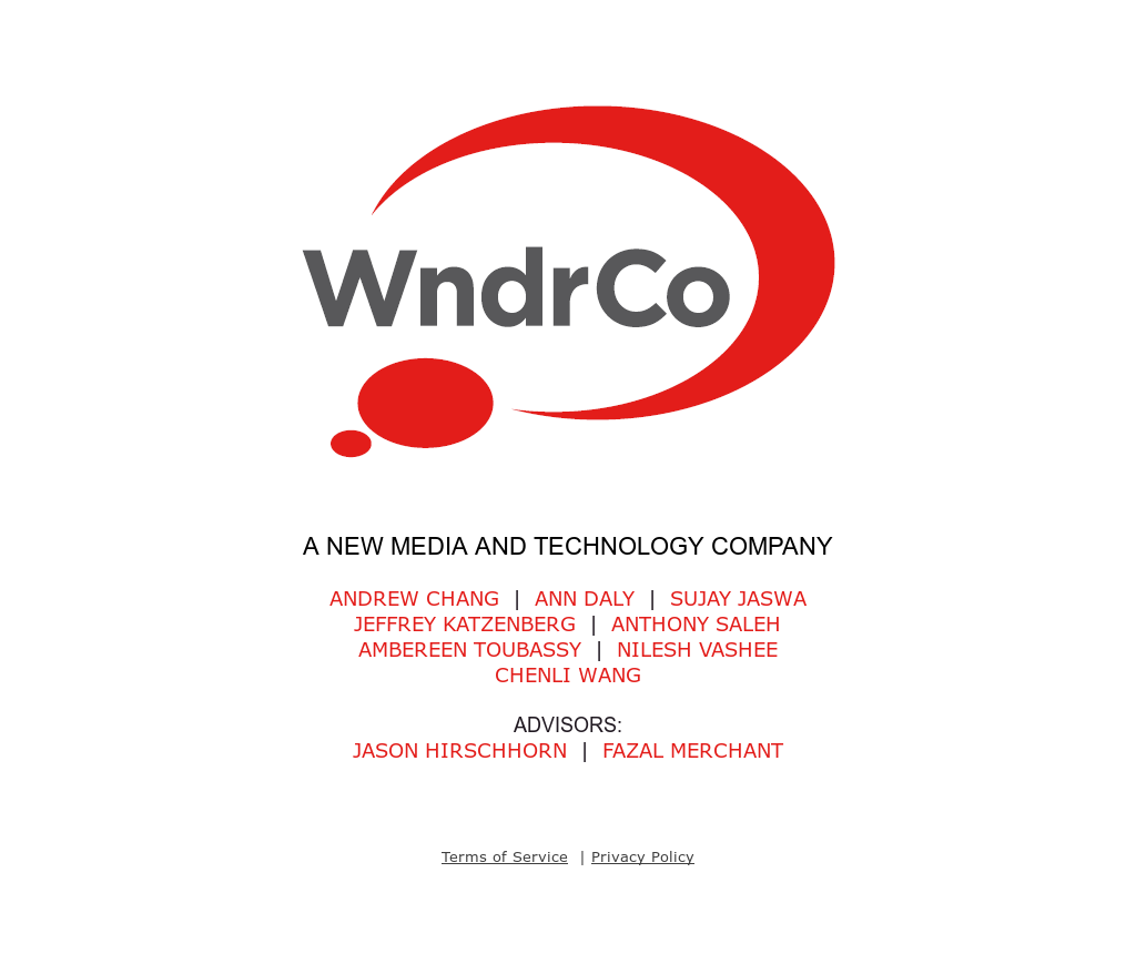 Wndrco's Latest News, Blogs, Press Releases & Videos