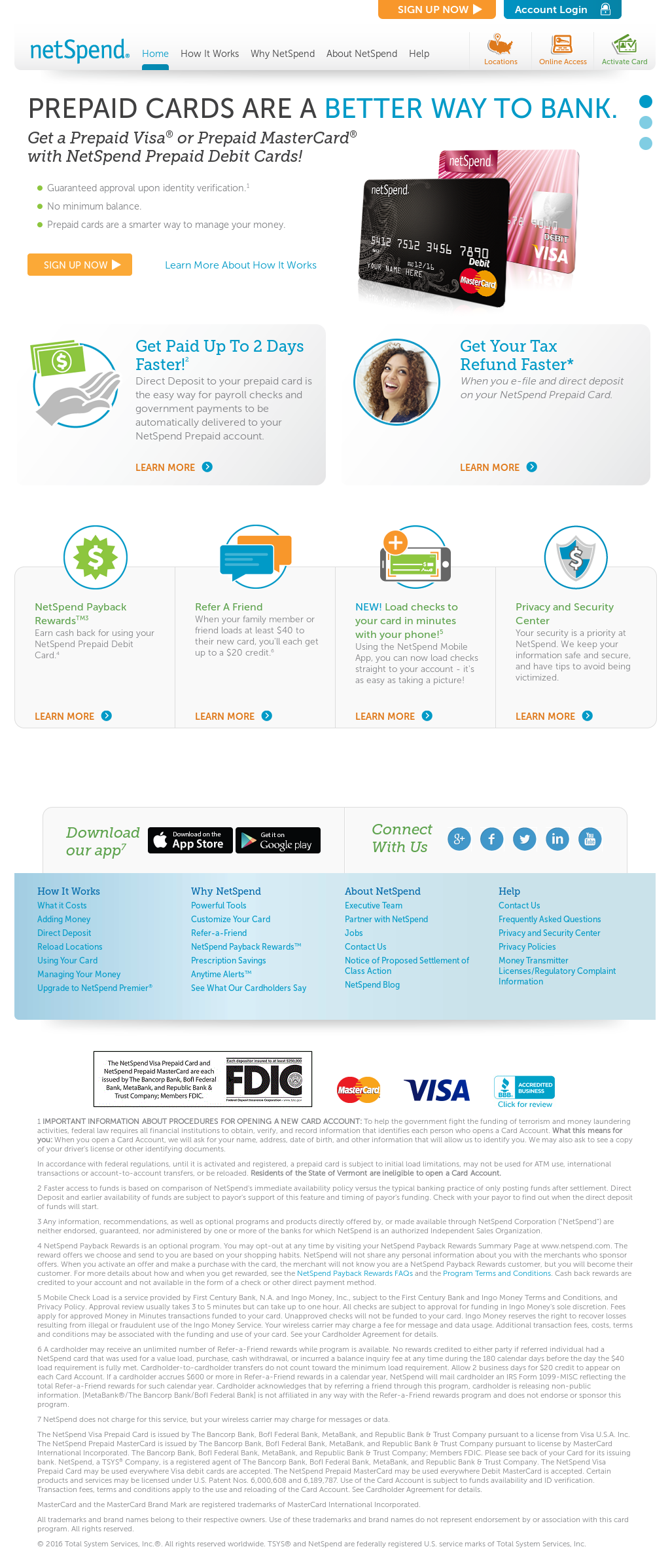 NetSpend Competitors, Revenue and Employees - Owler Company