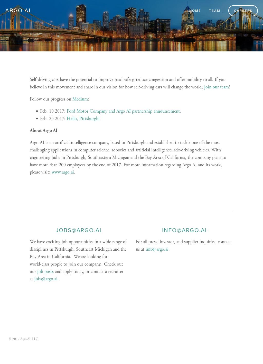 Argo Ai Competitors Revenue And Employees Owler Company Profile