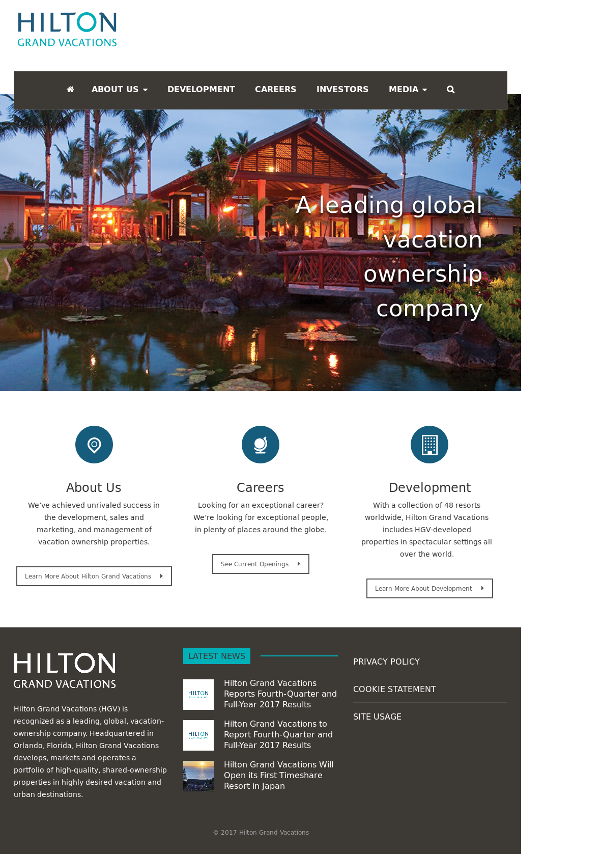 Hilton Grand Vacations Competitors, Revenue and Employees - Owler ...