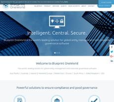 Blueprint oneworld competitors revenue and employees owler blueprint oneworld website history malvernweather Choice Image