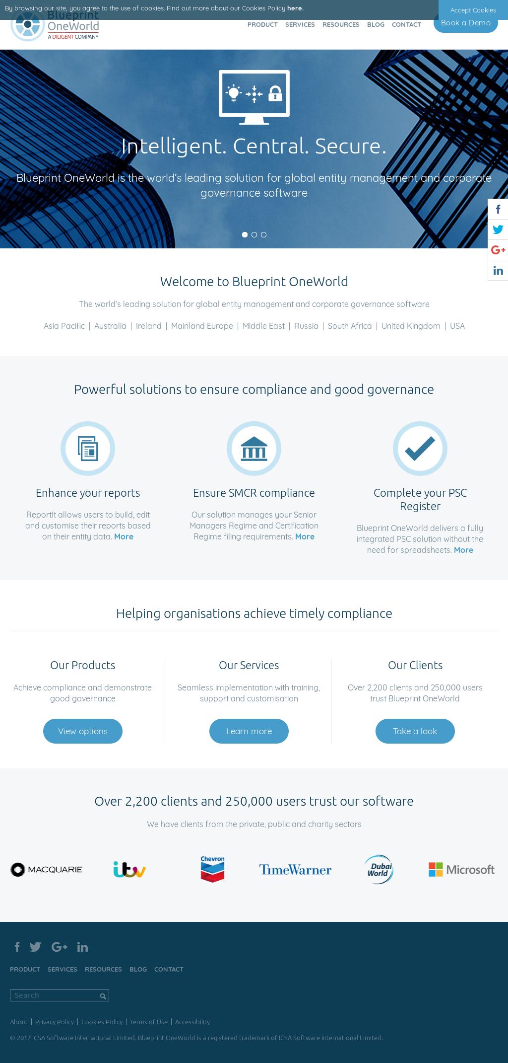 Blueprint oneworld competitors revenue and employees owler blueprint oneworld website history malvernweather Images