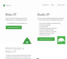 Owler Reports - Robomongo Blog Robomongo is now Robo 3T
