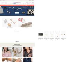 Stella & Dot website history