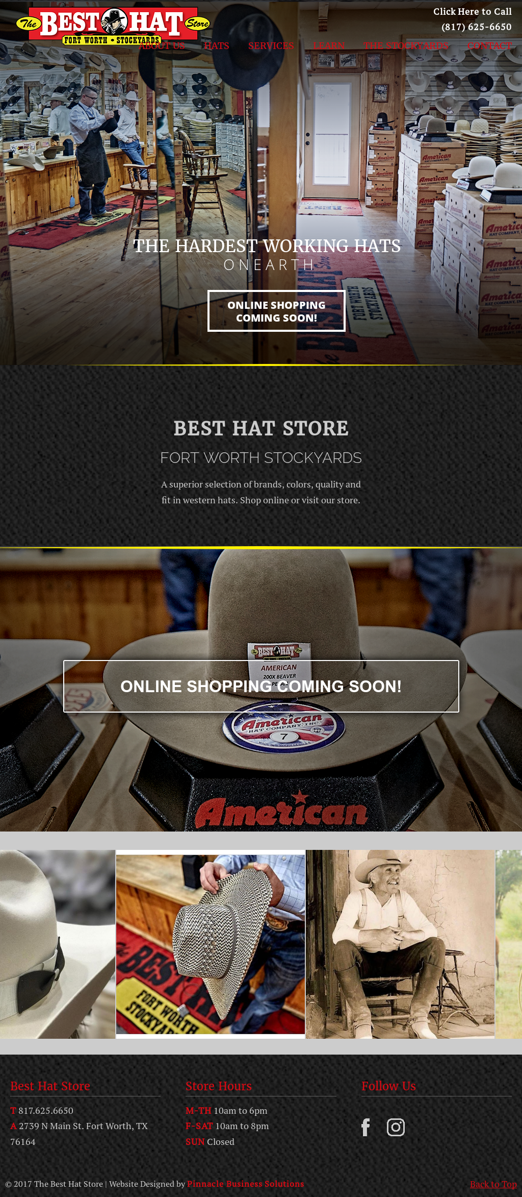ad08b468caf The Best Hat Store Competitors, Revenue and Employees - Owler ...