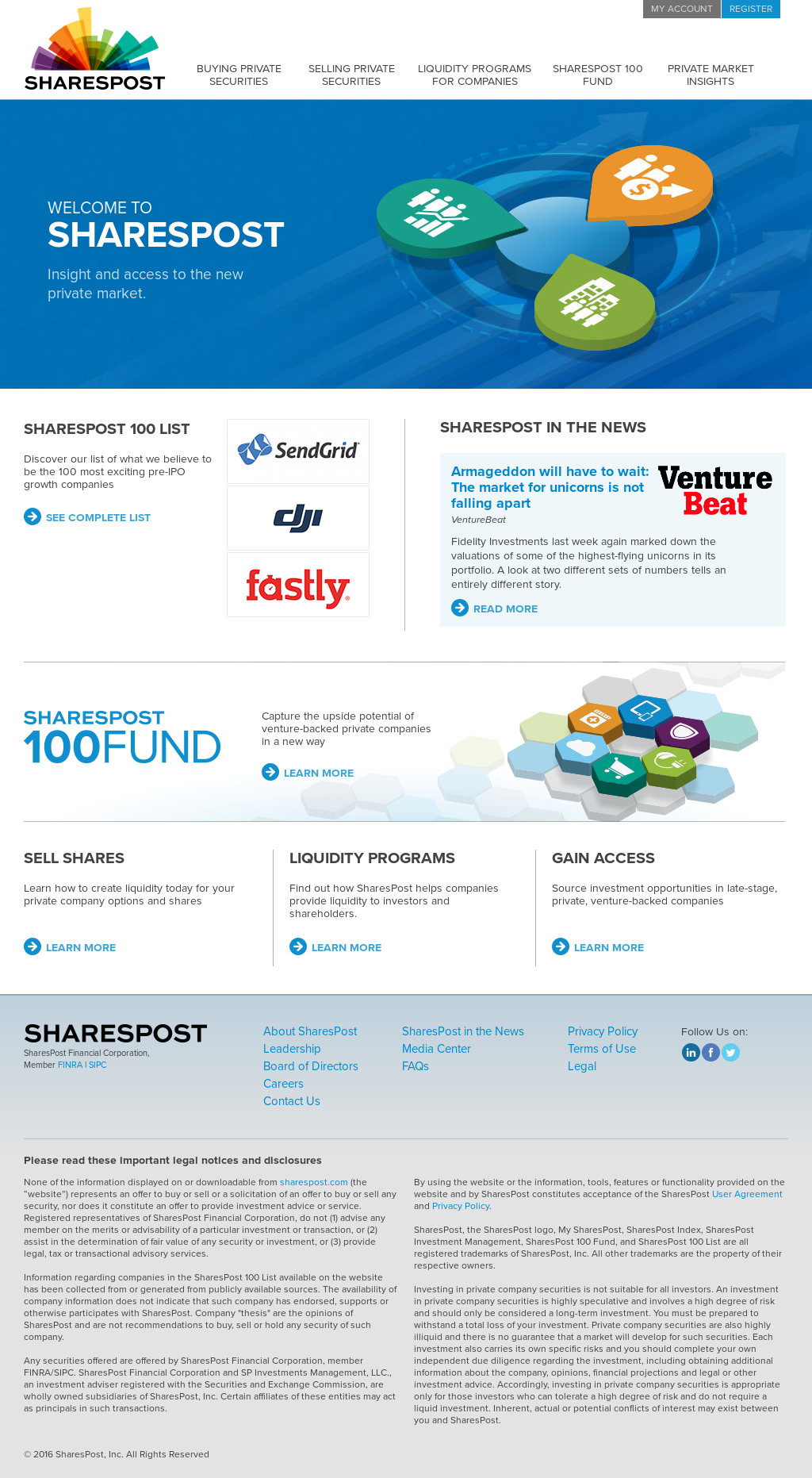 SharesPost Competitors, Revenue and Employees - Owler Company Profile