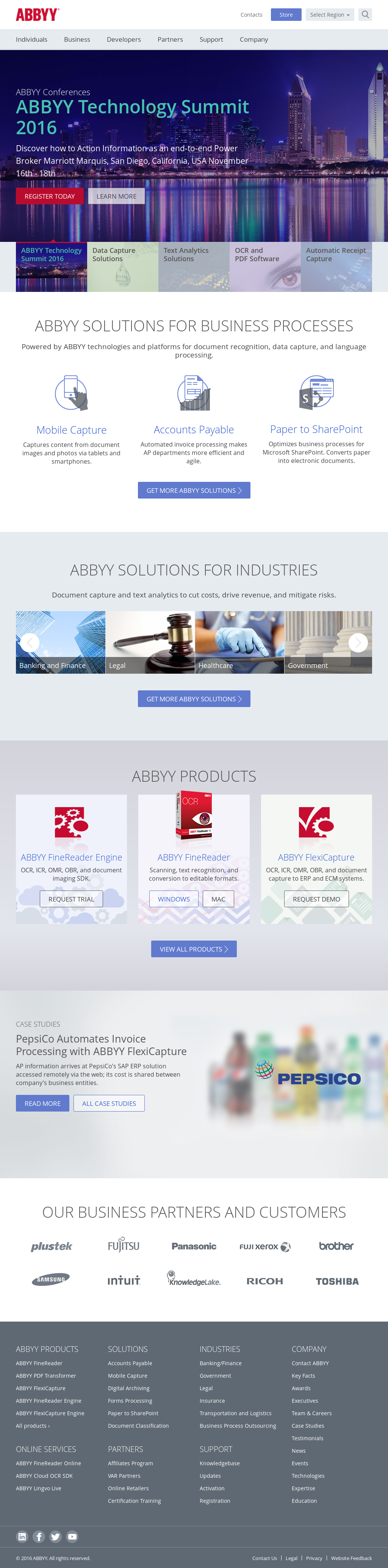 ABBYY Competitors, Revenue and Employees - Owler Company Profile