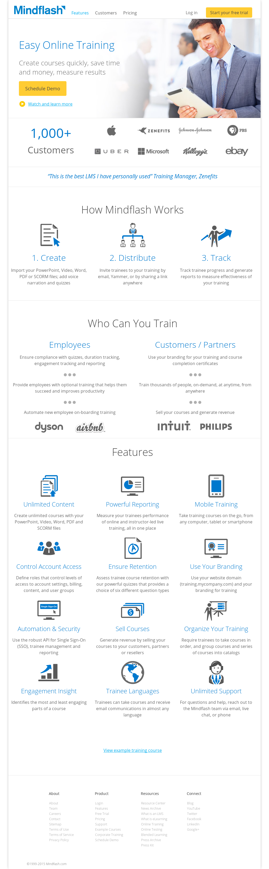 Mindflash Technologies Competitors, Revenue and Employees