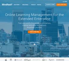 Mindflash Technologies website history