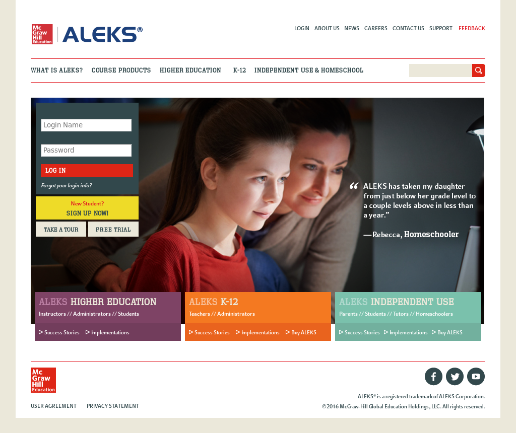ALEKS Corporation Competitors, Revenue and Employees - Owler Company