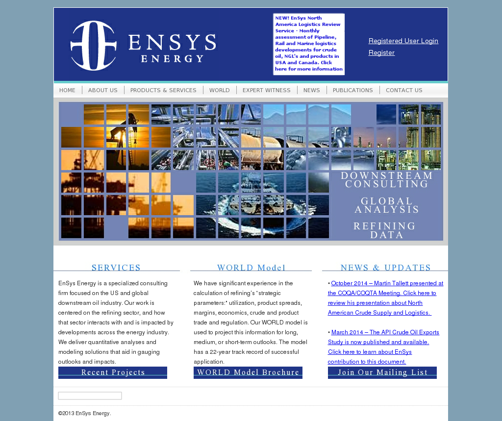 Ensys Energy & Systems Competitors, Revenue and Employees
